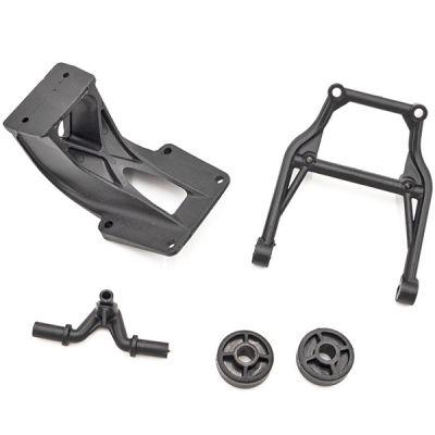 support d\'aileron et wheelie bar stx funtek ftk-21013