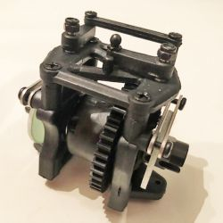 Transmission centrale pirate t2m