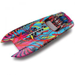 TRAXXAS CATAMARAN M41 WIDEBODY 57046-4