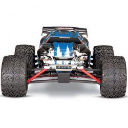 Traxxas e-revo 1/16 vxl carrosserie bleue 71076-3