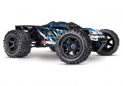 Traxxas e-revo vxl 6s orange et bleu new 2019 86086-4-BLEU