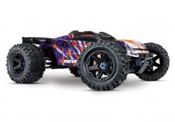 Traxxas e-revo vxl 6s orange et violet new 2019 86086-4-VIOLET