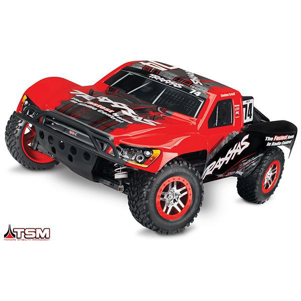 traxxas slash 4x4 vxl brushless tsm id 68086 4 voiture rc electrique brushless. Black Bedroom Furniture Sets. Home Design Ideas