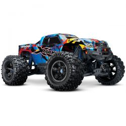 Traxxas x-maxx 8s 4wd brushless rock n\'roll 77086-4