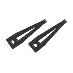 Triangles supérieurs arrière pour voiture rc 1/16 absima AB30-SJ08