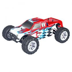 Truck 1/10 thermique 4wd flash mhd rouge Z6000006