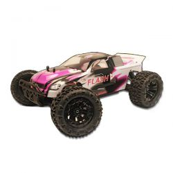 Truggy 1/10 thermique 4wd flash mhd violet