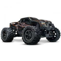 X-maxx 8s 4wd brushless traxxas orange
