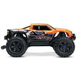 X-maxx 8s 4wd brushless traxxas orange